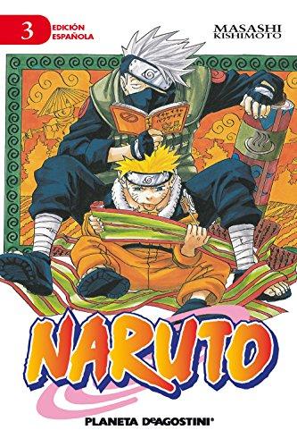 Naruto nº 03/72 (PDA)