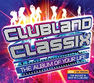 Various - Clubland Vol. 1 - The Sound Of U.K.