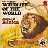 img - for Wildlife of the World: Animals of Africa Bk. 2 book / textbook / text book