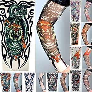 Share facebook twitter pinterest 5 99 free uk delivery for Fake tattoos amazon