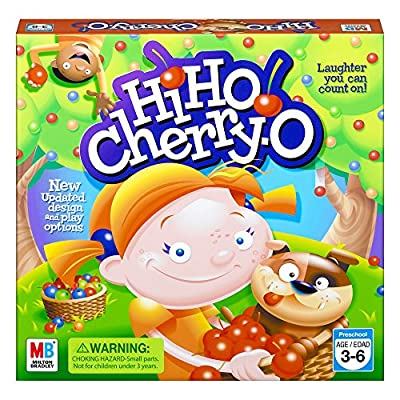 Hi Ho Cherry-O from Hasbro