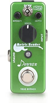 Donner Metric Bender Digital Modulation Effect Guitar
