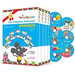 Spanish for Kids: The Complete Collection
