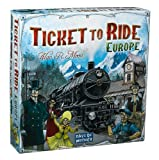 619MM0B9YNL. SL160  Ticket to Ride Europe