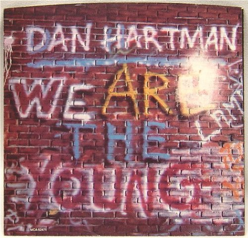 Dan Hartman - We Are The Young (Single) - Zortam Music