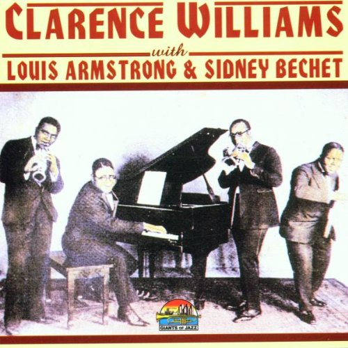 With Louis Armstrong & Sidney by Clarence Williams