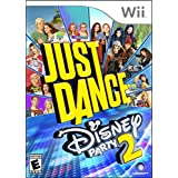 Just Dance Disney Party 2 - Wii edición estándar