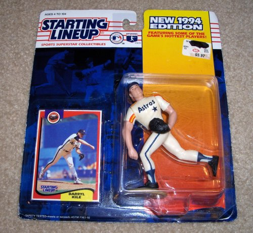 1994 Darryl Kile MLB Starting Lineup