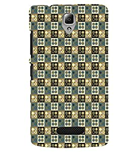 PRINTSWAG PATTERN Designer Back Cover Case for LENNOVO A2010