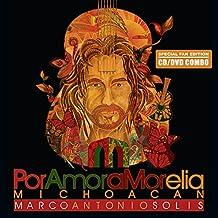 Marco Antonio Solis - Por Amor a Morelia Michoacan - En Vivo