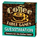 Guesstimation - Coffee Table Games -...