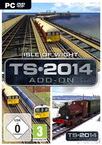 Train Simulator 2014 - Isle of Wight Route Add-On Steam Code (PC)