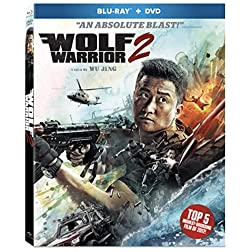 Wolf Warrior 2 [Blu-ray]