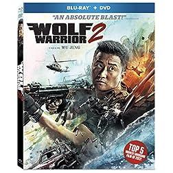 Wolf Warrior 2 [Blu-ray]