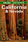 Lonely Planet California and Nevada (Serial) (French Edition) (0864423357) by Lyon, James