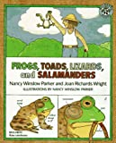 Frogs, Toads, Lizards, and Salamanders (0688118453) by Parker, Nancy Winslow