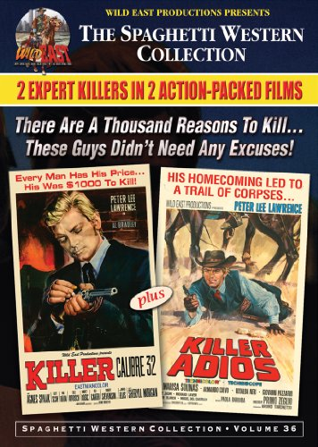 Killer Caliber 32 & Killer Adios (Primo Spaghetti compare prices)