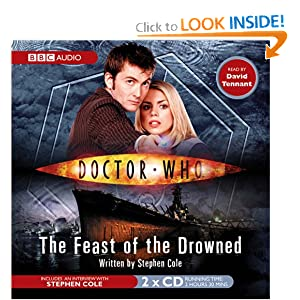 Doctor Who: Feast Of The Drowned Stephen Cole