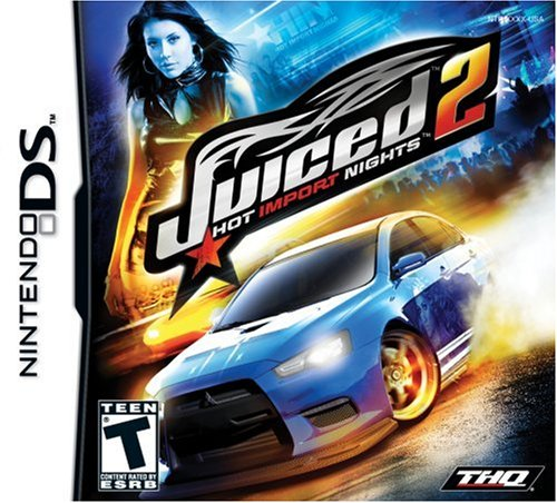 Juiced 2: Hot Import Nights - Nintendo DS