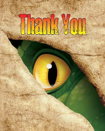 Dinosaur Blast Thank You Cards, 8ct, Kid's Party Supplies, Themes, and Ideas
