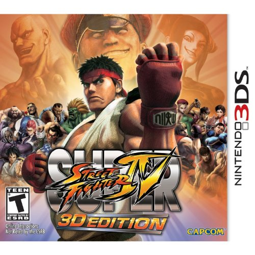 Super Street Fighter IV - 3D  Edition