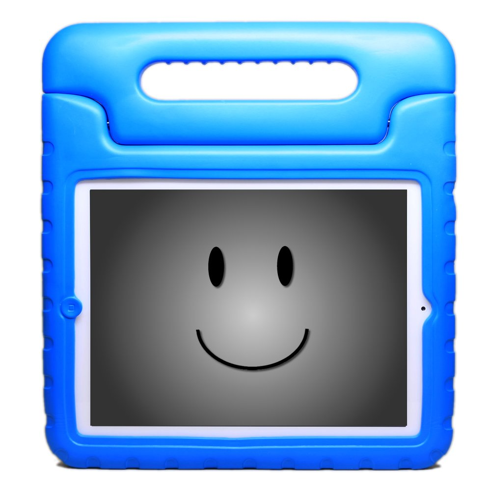 KaysCase KidBox Cover Case for Apple iPad 2, iPad 3 - the new iPad (Bluey)
