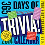 365 Days of Amazing Trivia 2014 Calendar