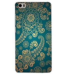 XIAOMI MI5 FLOWERS Back Cover by PRINTSWAG