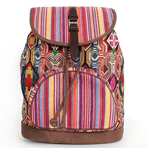 TOMS Women's Multi Stripe Backpack