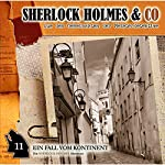 Ein Fall vom Kontinent (Sherlock Holmes & Co 11)   Thomas Tippner