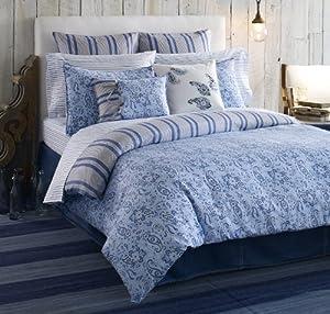 Tommy Hilfiger Tuckers Island Comforter Set, King