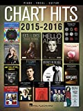 Chart Hits of 2015-2016 (Chart Hits of Piano Vocal Guitar)