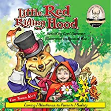 Little Red Riding Hood: Sommer-Time Story Classics, Book 9 (       UNABRIDGED) by Carl Sommer Narrated by Carl Sommer