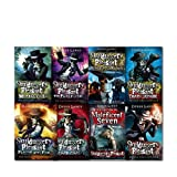 Derek Landy Skulduggery Pleasant Collection 7 Books with The Maleficent Seven(The Maleficent Seven Mortal Coil Skulduggery Pleasant Playing with Fire The Faceless Ones Dark Days Death Bringer Kingdom of the wicked The Maleficent Seven)