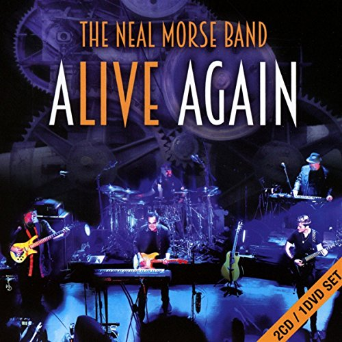 Alive Again (3 CD)
