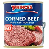 Princes Reduced Salt Corned Beef 340G