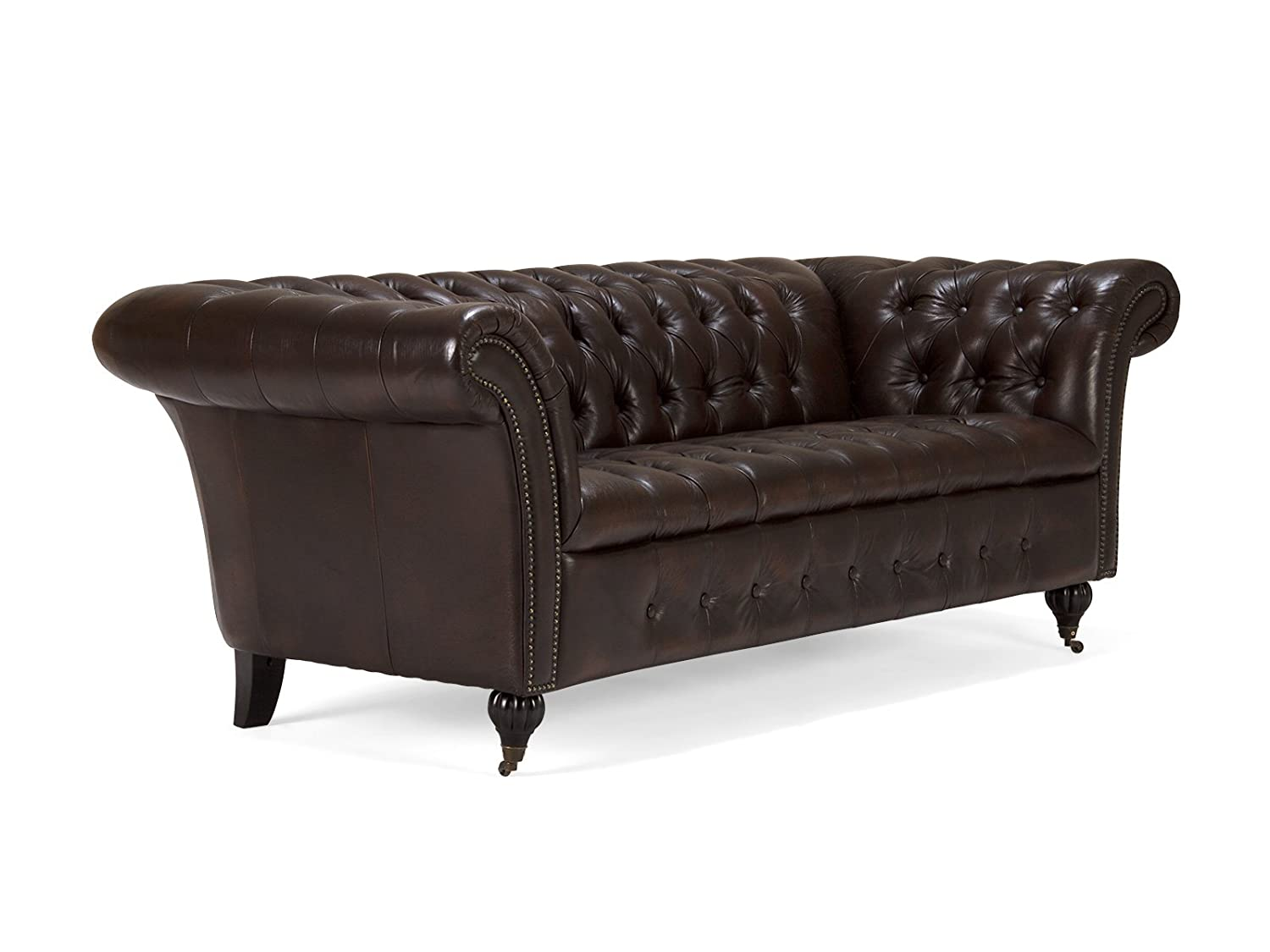 II Sofa 3-Sitzer Chesterfield