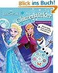 Disney Die Eisk�nigin - Glitzersticke...