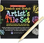 Studio Series Artist's Tiles: Scratch...