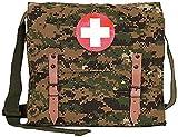 Fox Outdoor Products German Medic Bag, Digital Woodland
