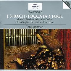 J.S. Bach: Allabreve in D, BWV 589