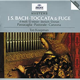 J.S. Bach: Canzona In D Minor, BWV 588