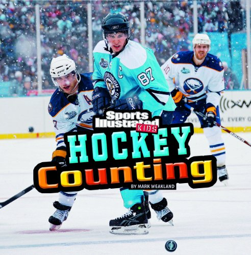 Hockey Counting (Si Kids Rookie Books) front-484615