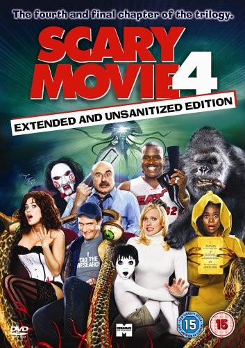 Scary Movie 4 [Import anglais]