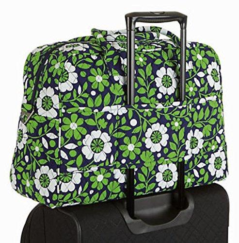Gorgeous Vera Bradley Large Weekender Tote Bag in Lucky You vera bradley рюкзаки в москве