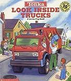 img - for Look Inside Trucks (Tonka) book / textbook / text book