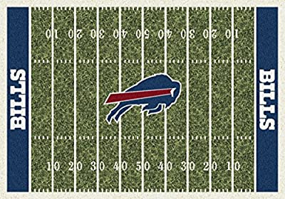Milliken Buffalo Bills NFL Team Fade Area Rug
