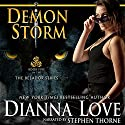 Demon Storm: Belador, Book 5 (       UNABRIDGED) by Dianna Love Narrated by To Be Announced