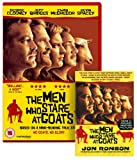 The Men Who Stare At Goats - Limited Edition with Free Book (Exclusive to Amazon.co.uk) [DVD] [2009]