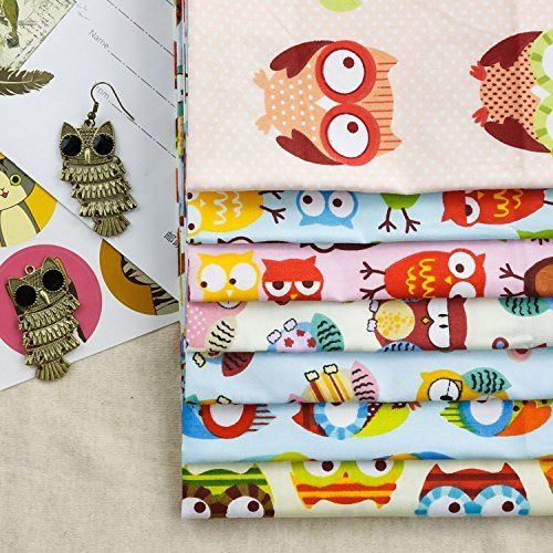 Ooh these owls would look super cute on bed pockets!